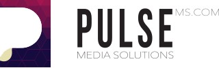 Pulse Media Solutions Retina Logo